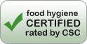 Certified Food Hygiene Caterers